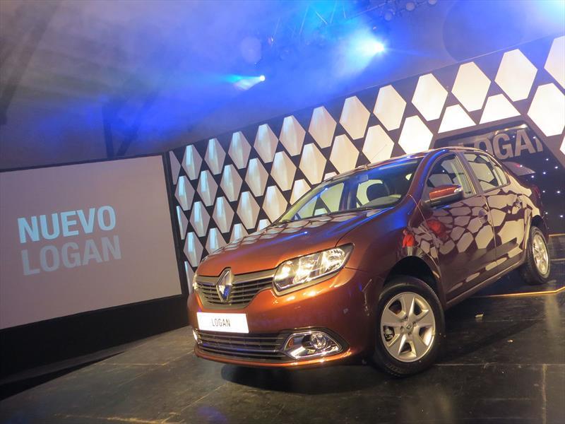 Presentación nuevo Renault Logan