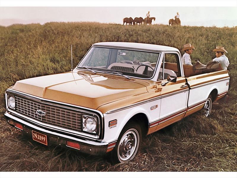 Chevrolet celebra 100 años