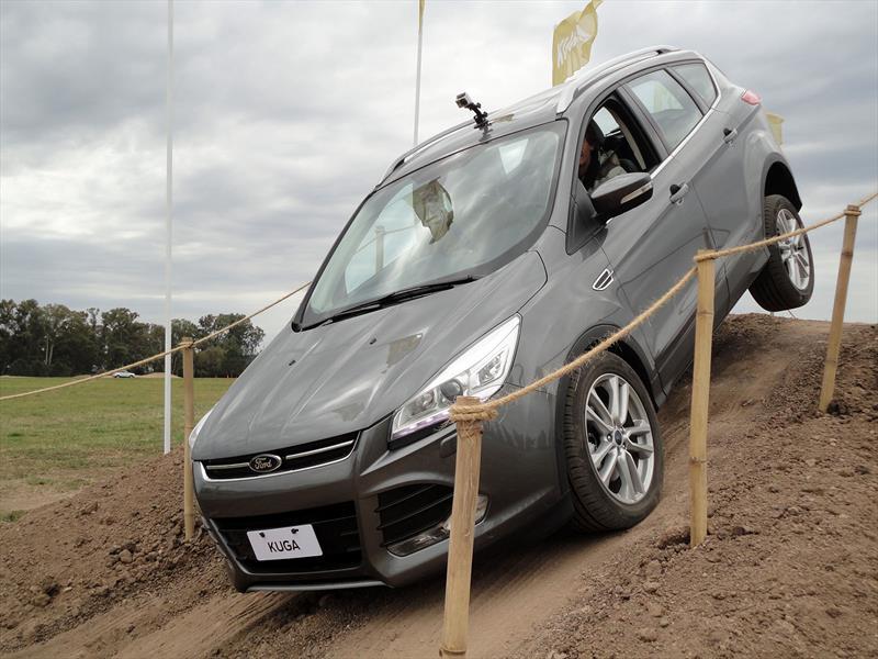 Ford presenta la nueva Kuga en Argentina