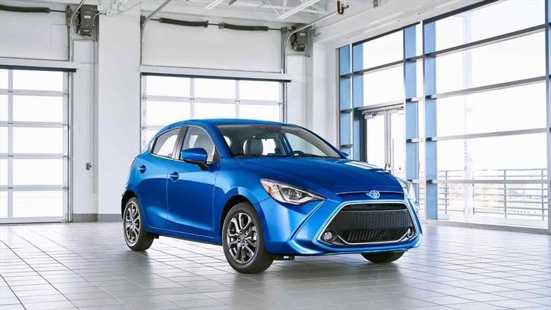 Nuevo Toyota Yaris Hatchback