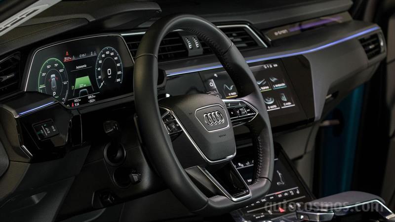 Audi e-tron 2020 a prueba