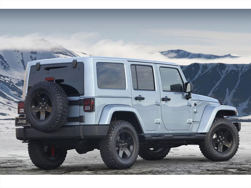 Jeep Wrangler Artic 2012