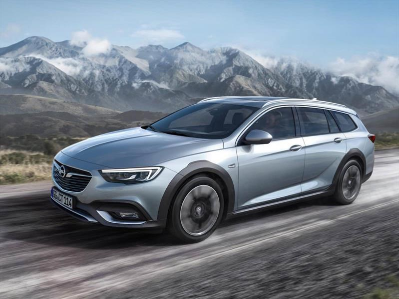 Opel Insignia Country Tourer 2018