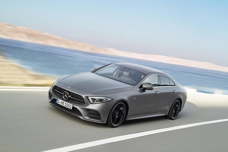 Mercedes-Benz CLS 2019