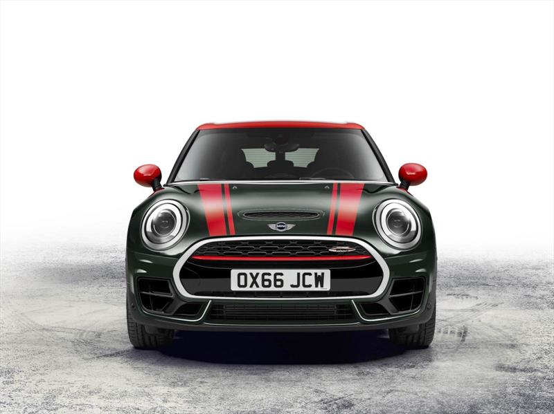 MINI John Cooper Works Clubman 2017