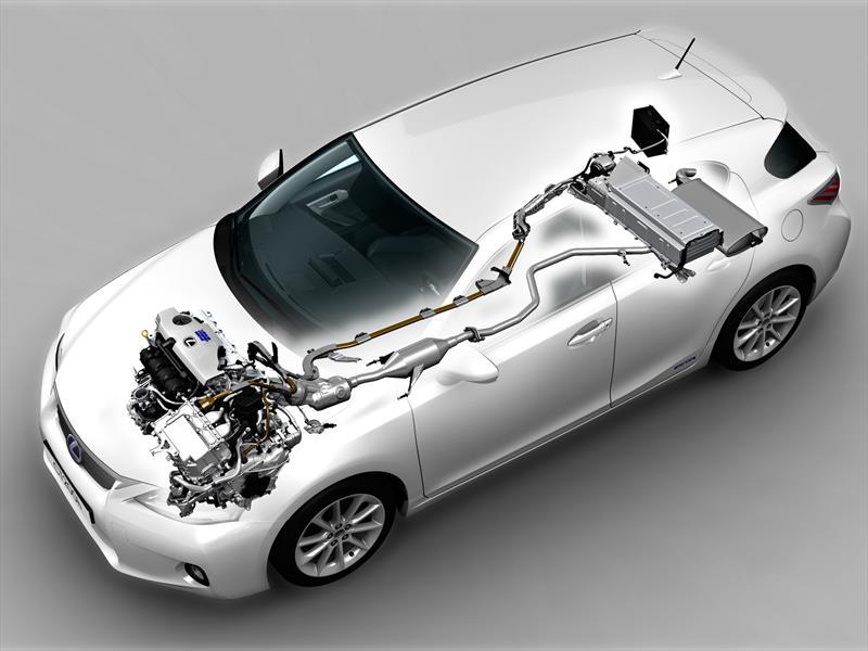 Toyota y su gama mundial de híbridos