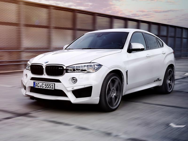BMW X6 M por AC Schnitzer