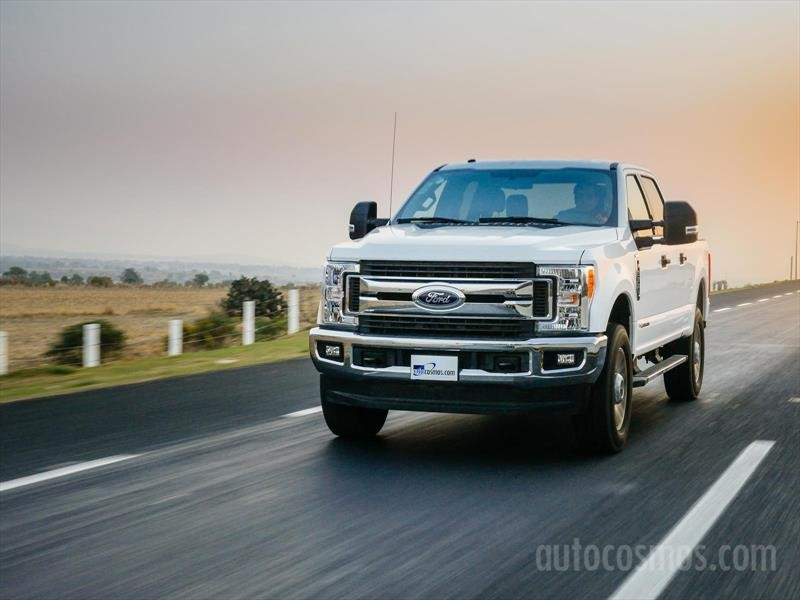 Ford F-250 Super Duty 2017