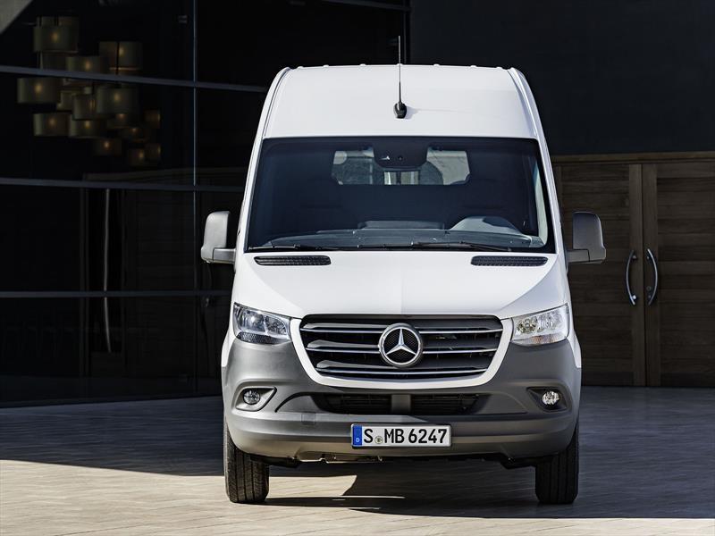 Mercedes-Benz Sprinter - 3º Generación
