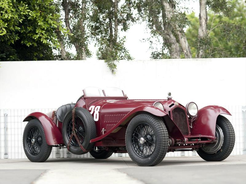 Alfa Romeo 8C 2300 Monza 1933