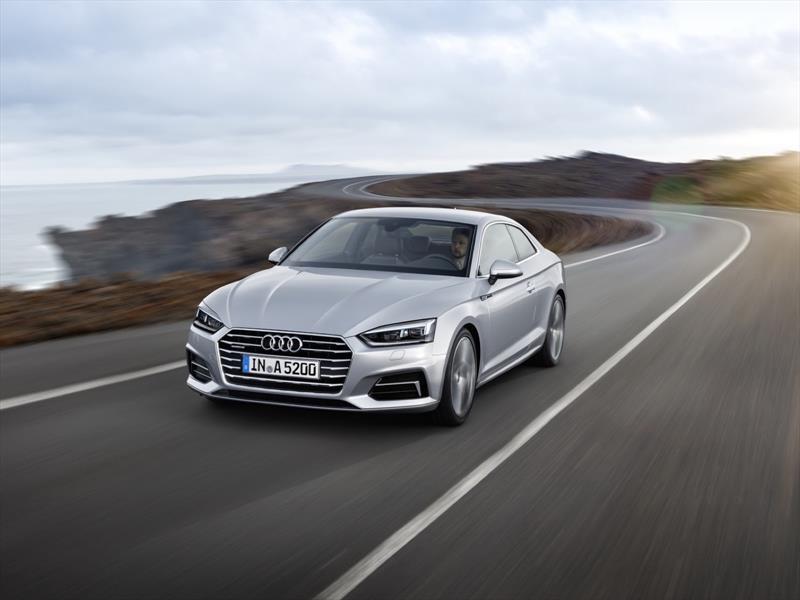 Audi A5 y S5 Coupé, la nueva generación