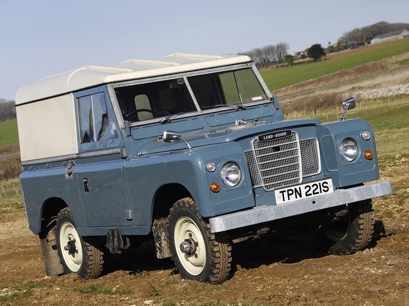 Land Rover Serie 3 -  1971