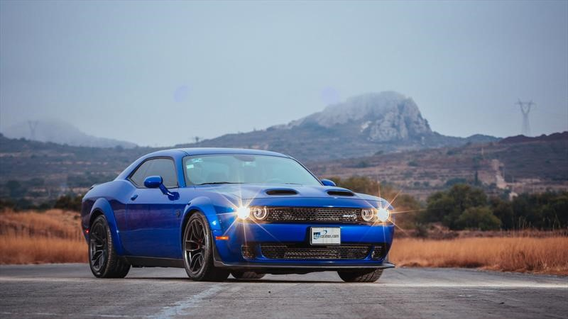 Dodge Challenger SRT Hellcat Widebody Redeye 2020
