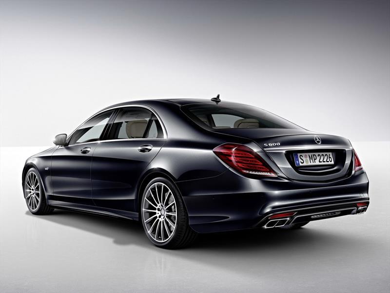 Mercedes-Benz S600 2015