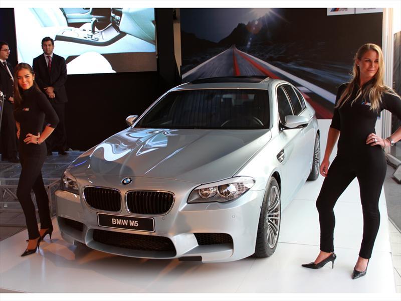 BMW M5 2012 Lanzamiento en Chile