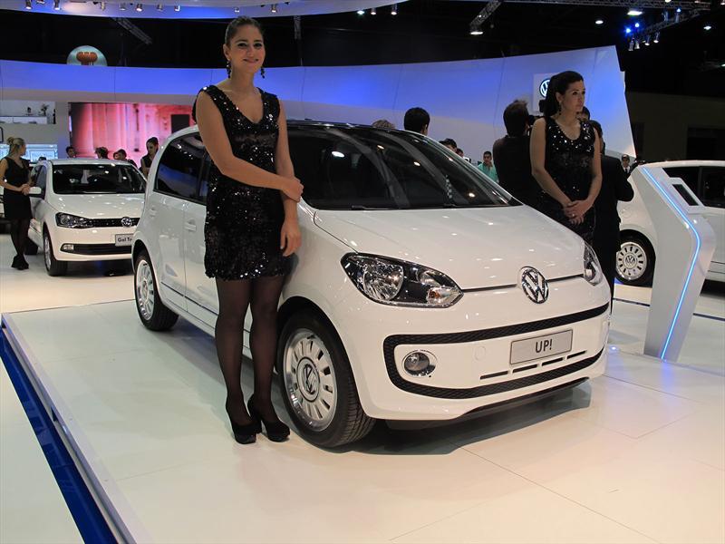 VW Up! en el Salón de BA 2013