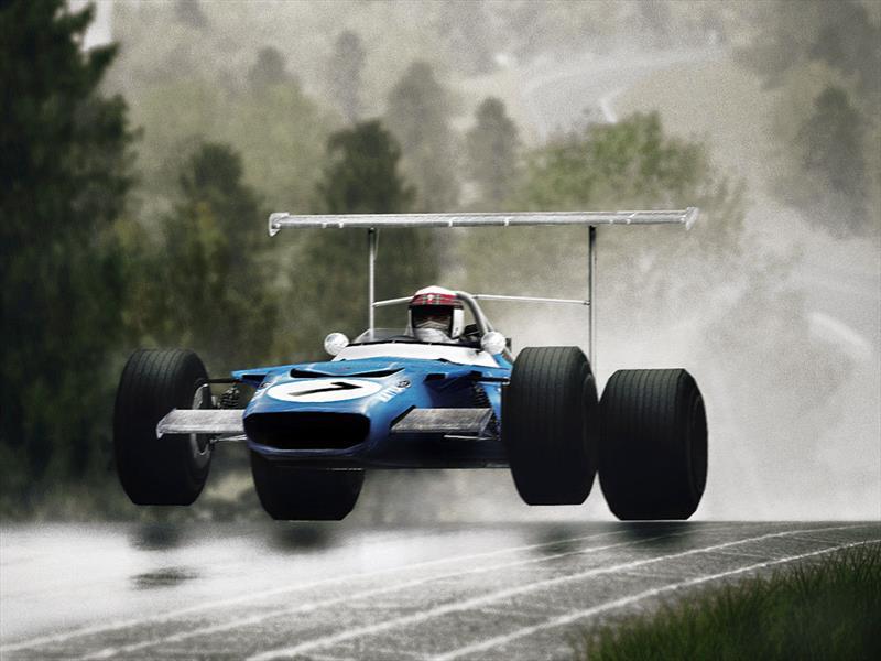 Nürburgring, el Infierno Verde