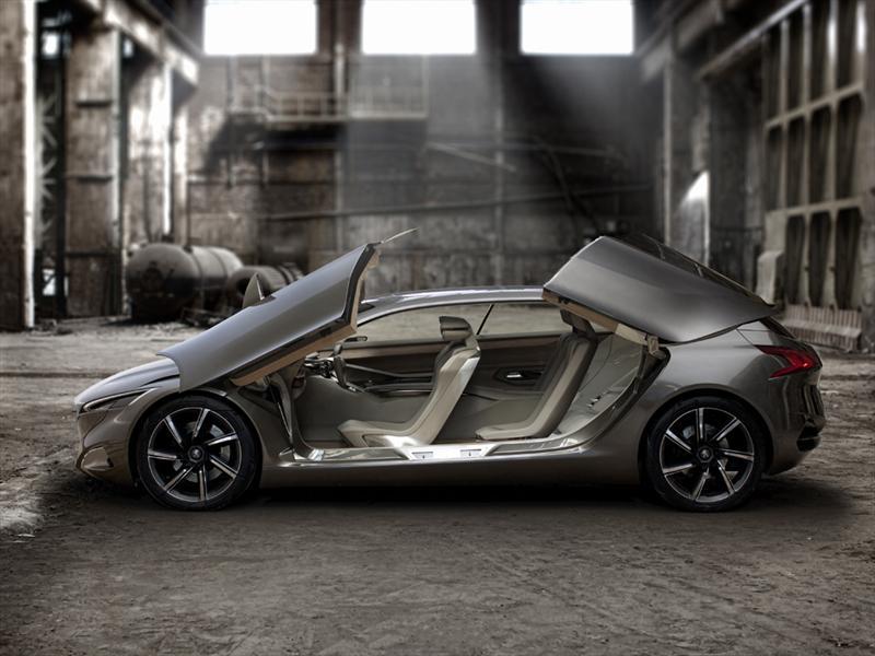 Peugeot HX1 Concept anticipo Frankfurt 2011