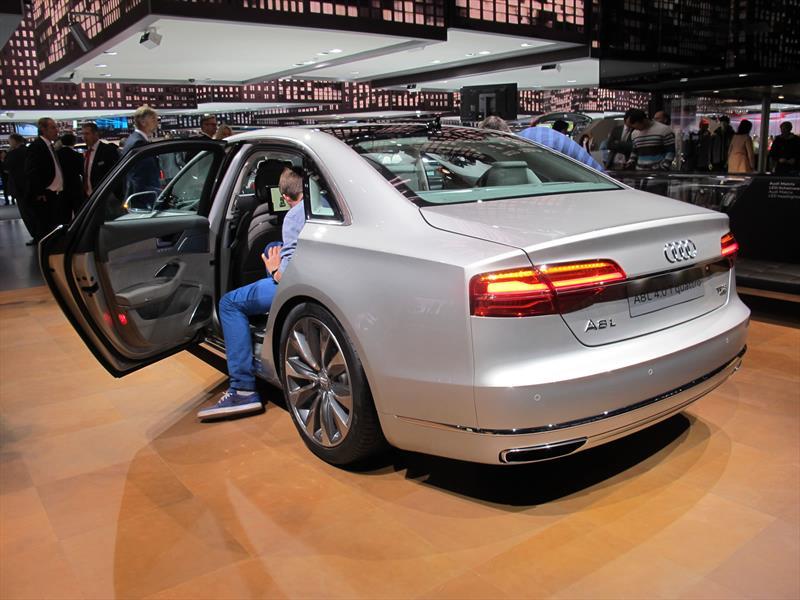 Audi A8 2014 se presenta