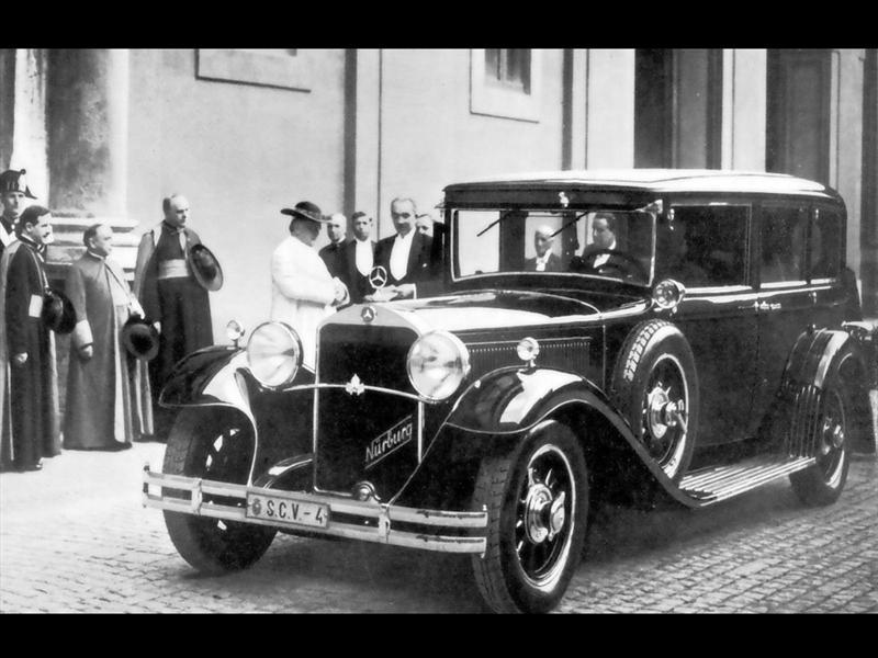 Mercedes-Benz Nürburg 460