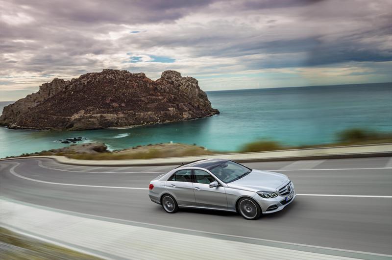 Mercedes-Benz Clase E se renueva