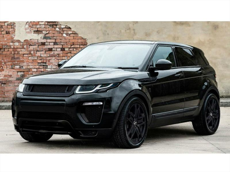 Range Rover Evoque por Kahn Design