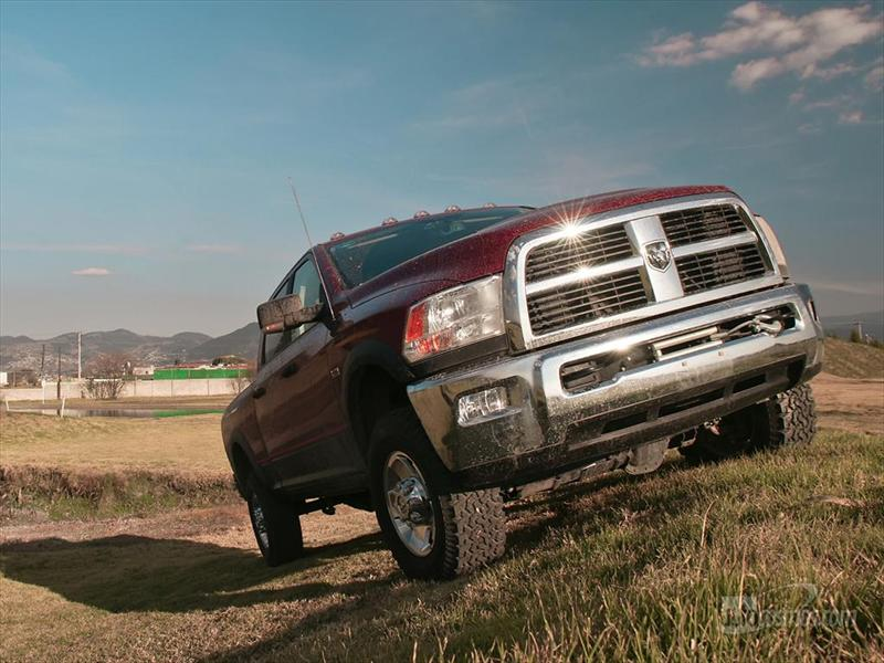 Ram Power Wagon 2013