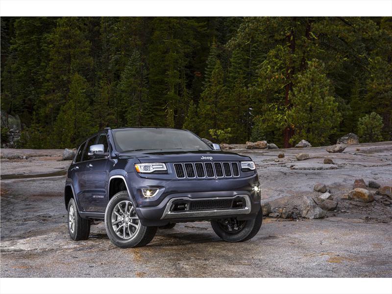 Jeep Grand Cherokee, se renueva en Detroit