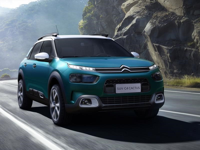 Citroën C4 Cactus made in Mercosur