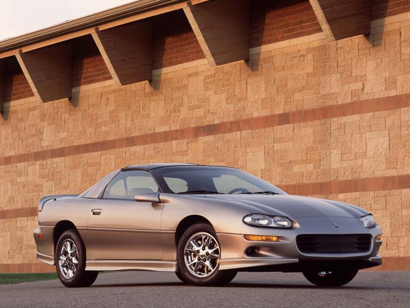 Chevrolet Camaro- Cuarta Generación (1993-2002)