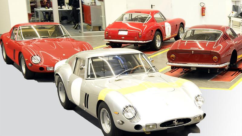 Top 10: Ferrari V12