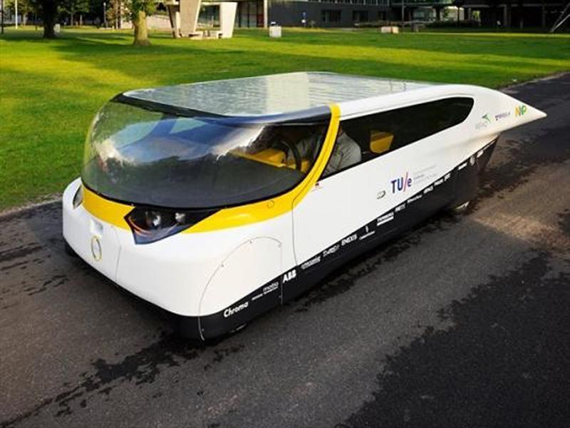 Stella EV Solar Car