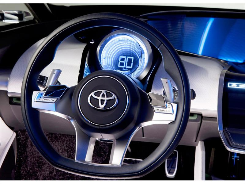 Toyota NS4 Advanced Plug-in Hybrid Concept