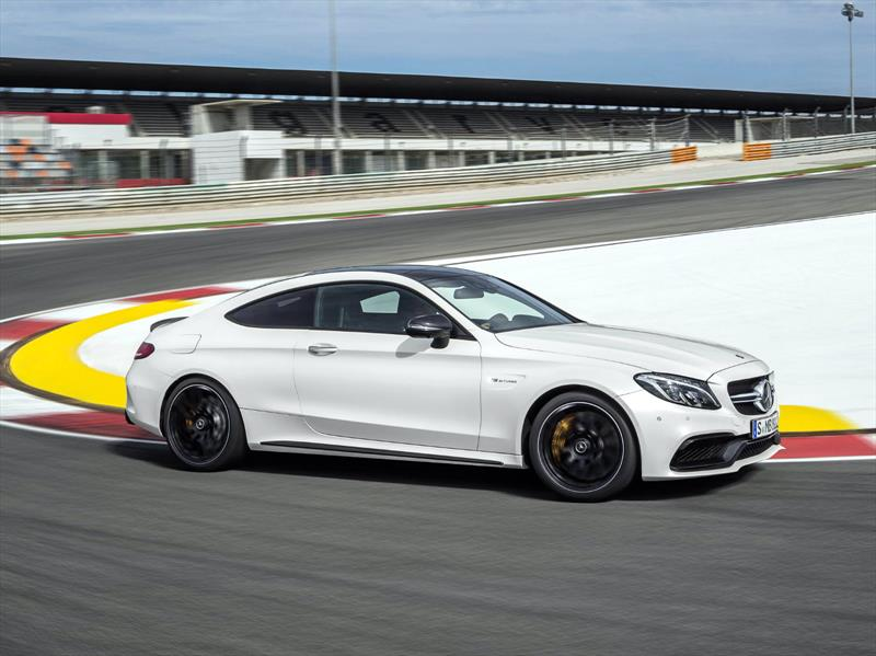 Mercedes-AMG C 63 Coup� 2017