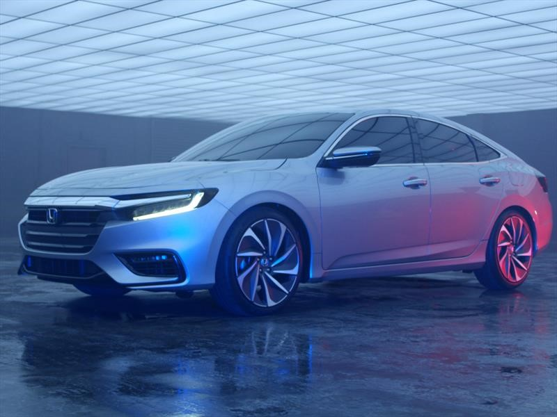 Honda Insight Prototype 2019