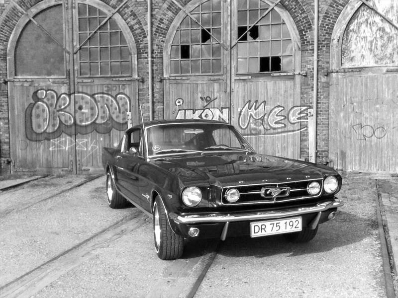 Mustang 50 años: ¿Por qué los primeros son 64 1/2?