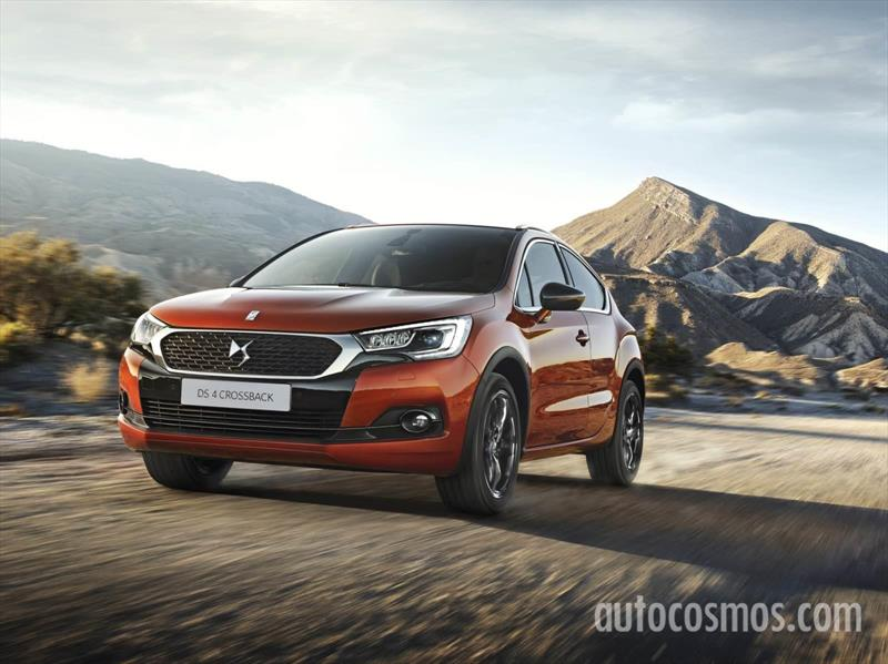 DS4 Crossback 2016