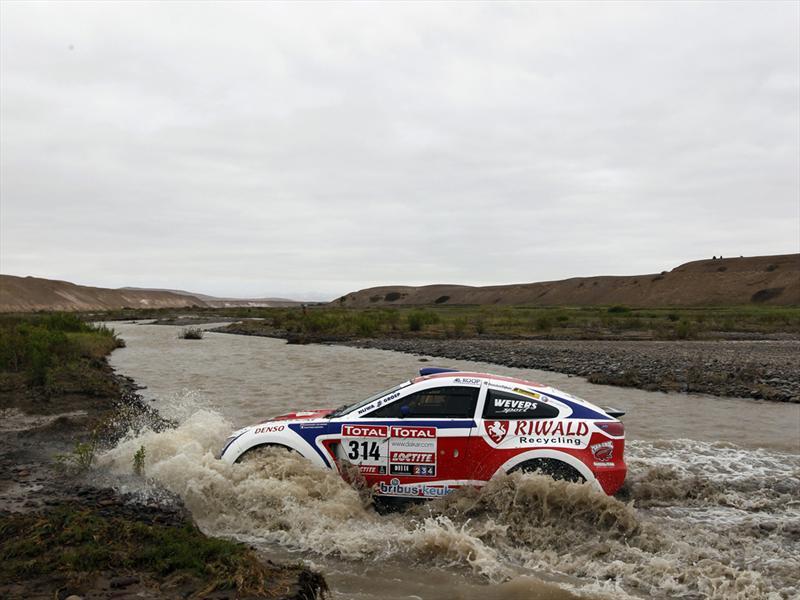 Dakar 2012 en fotos, parte 5