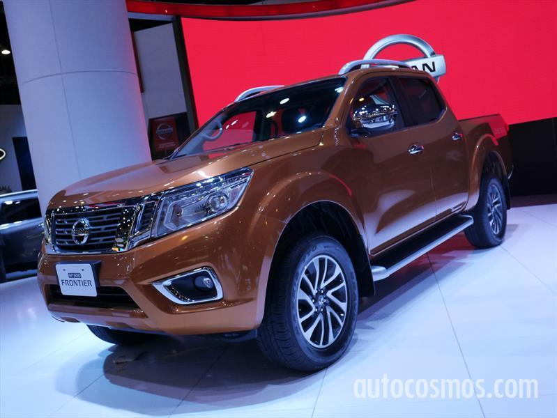 Nissan en el Salón de Buenos Aires 2015