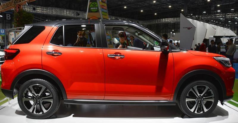 Daihatsu Rocky / Toyota Rise