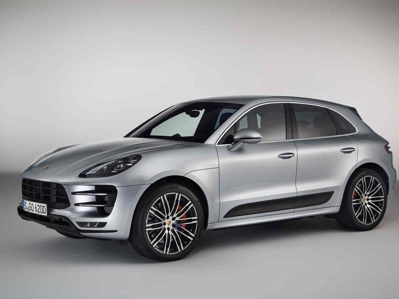 Porsche Macan Turbo 2017 con Performance Package