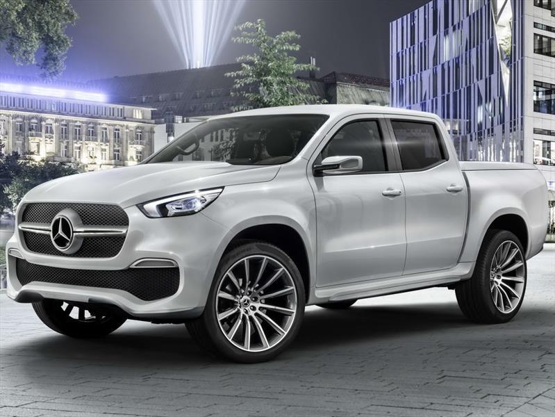 Mercedes-Benz Clase X Concept