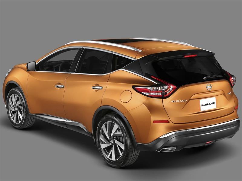 Nissan Murano, tercera generación