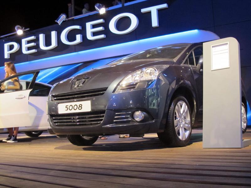 Peugeot 5008 en Argentina