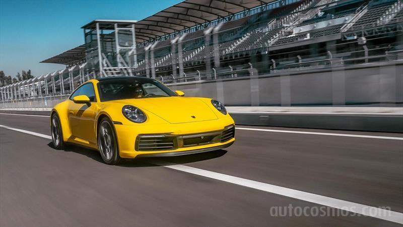 Nuevo Porsche 911 Carrera S