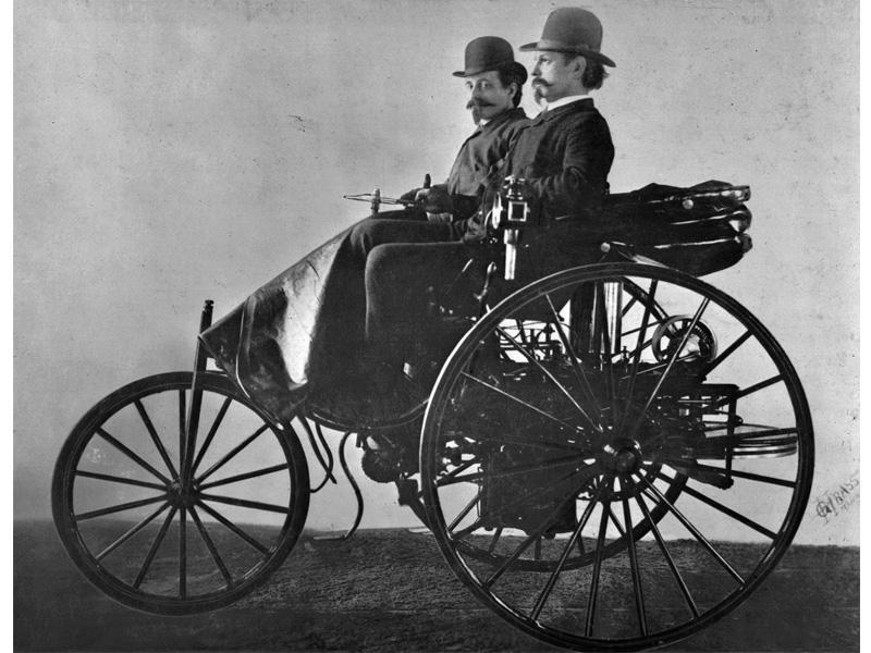 Benz Motorwagen 1896