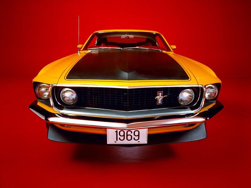 Mustang 50 años: 1969 nace el Mustang Boss