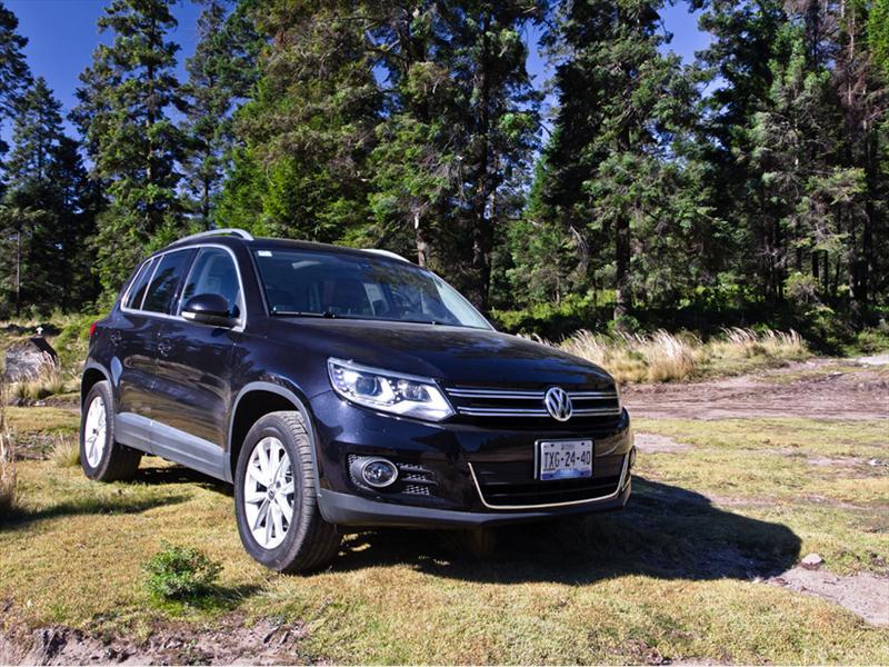 Volkswagen Tiguan Track & Fun 4Motion 2012