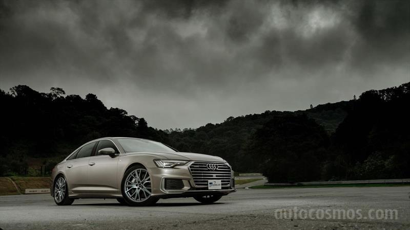 Audi A6 2019 a prueba