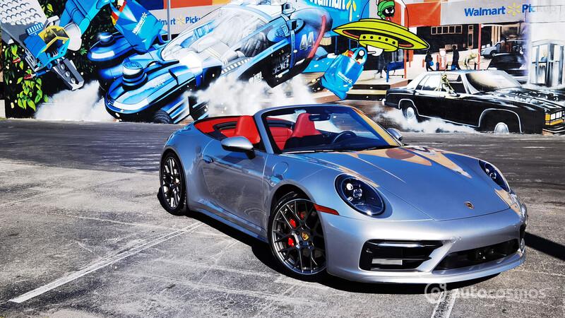 Porsche 911 Cabriolet 2021 a prueba